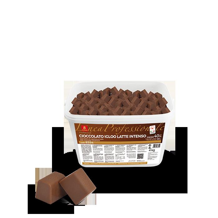 Cioccolato Igloo Latte Intenso