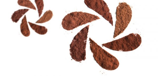 Cocoa: powder, butter and paste