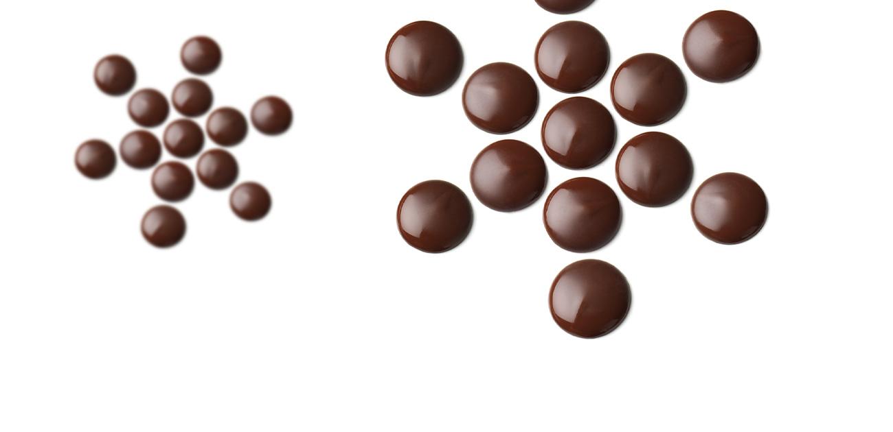 Cioccolato di copertura fondente
