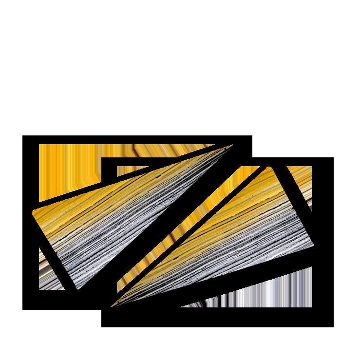 Tocco del Pittore - Triangoli