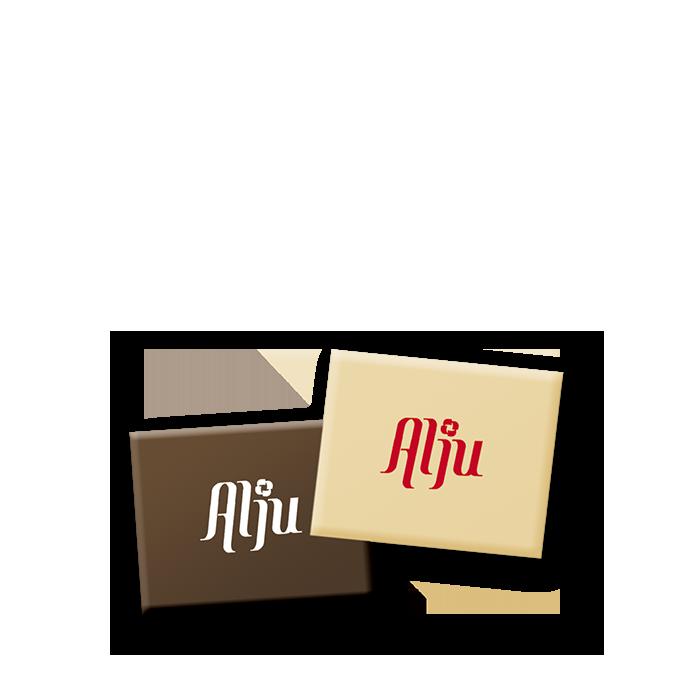 Cialdine Personalizzate Rettangolari