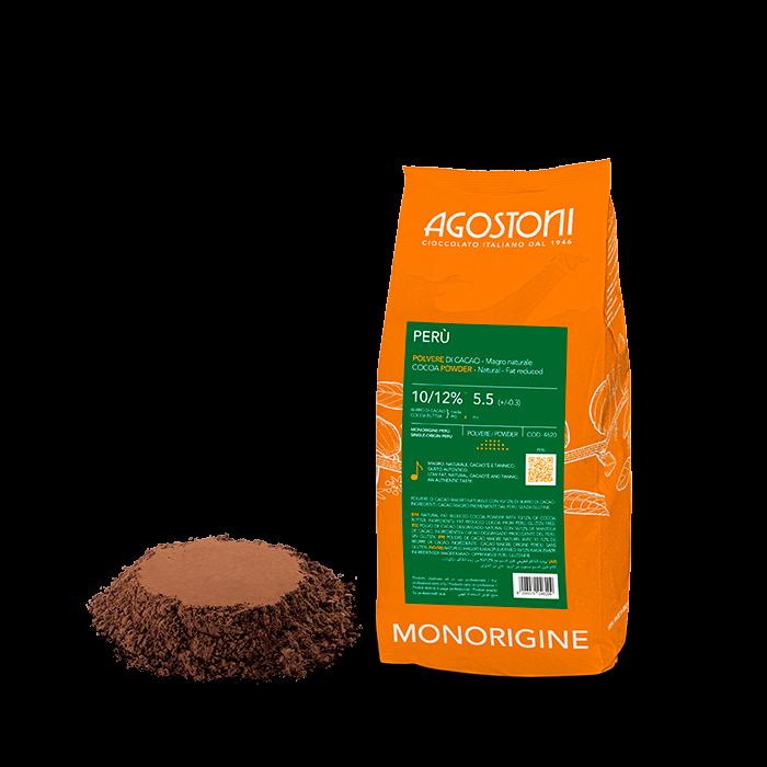 Cacao Naturale 10/12 Monorigine Perù