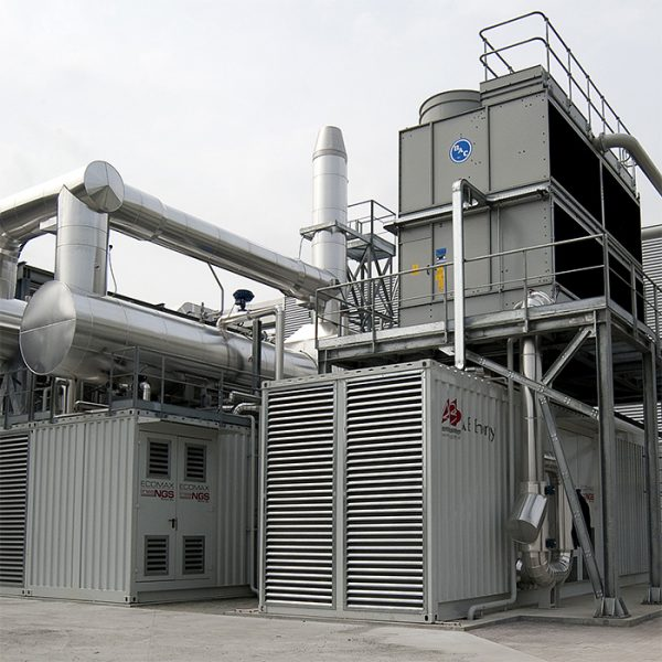 Tri-generator