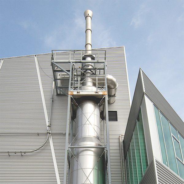 Minimo impatto ambientale ed efficienza energetica per la realizzazione delle più sofisticate ricette.