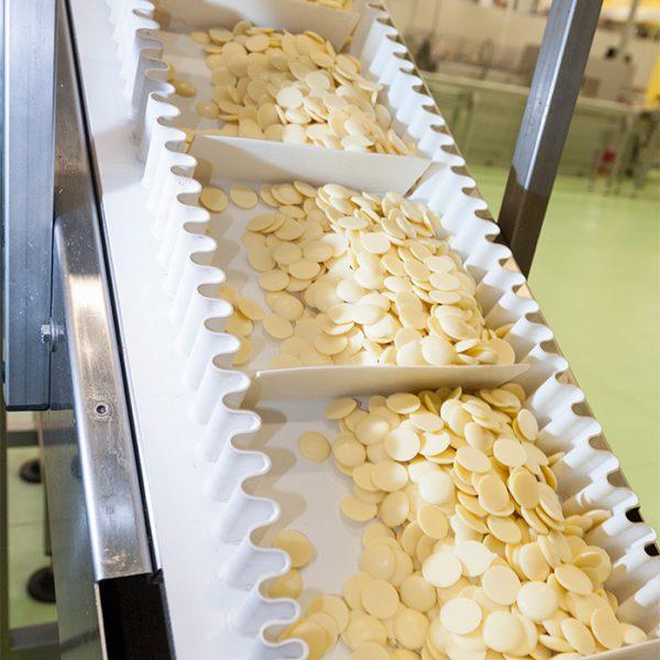 Produzione e modellaggio cioccolato