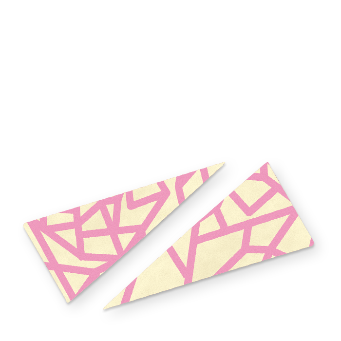 Optical rosa - triangoli