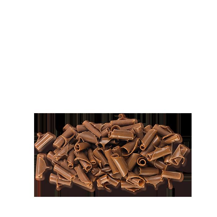 Milk Chocolate Micro-Shavings