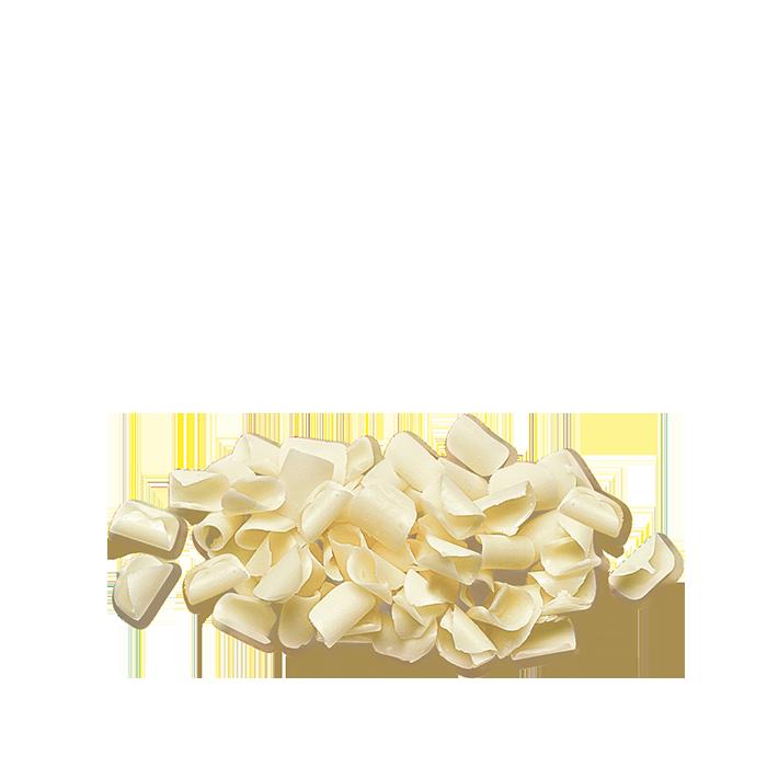 White Chocolate Micro-Shavings