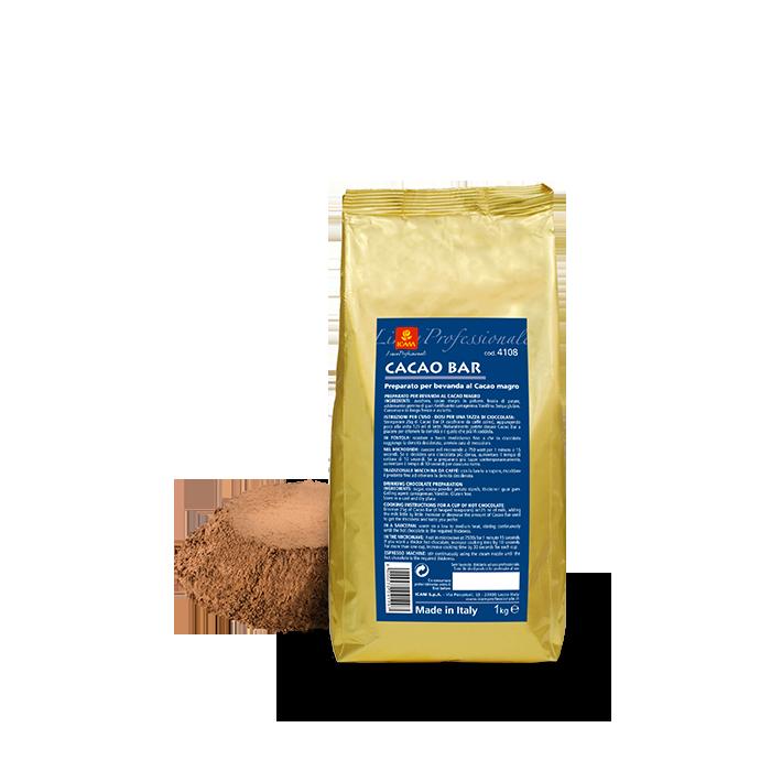 CacaoBar preparato per cioccolata densa