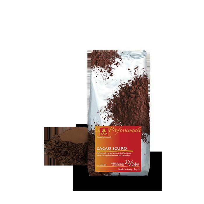 Dark Cocoa Powder 22/24 with Vanilla