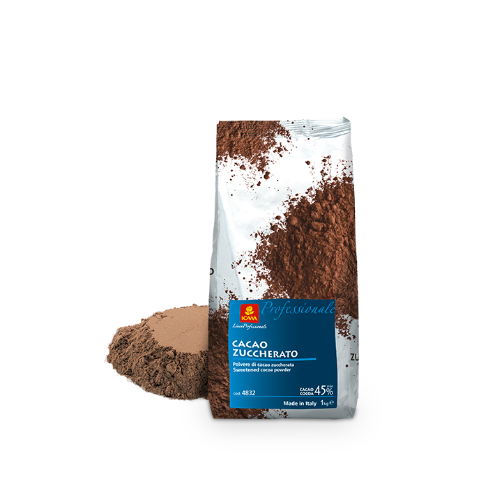 Sweetened Cocoa Powder min 45%