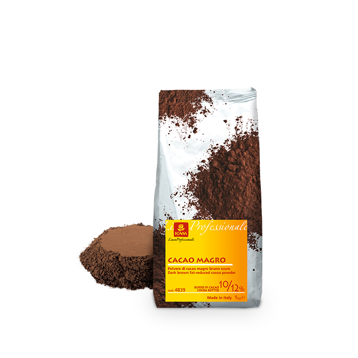 Fat-Reduced Cocoa Powder 10/12