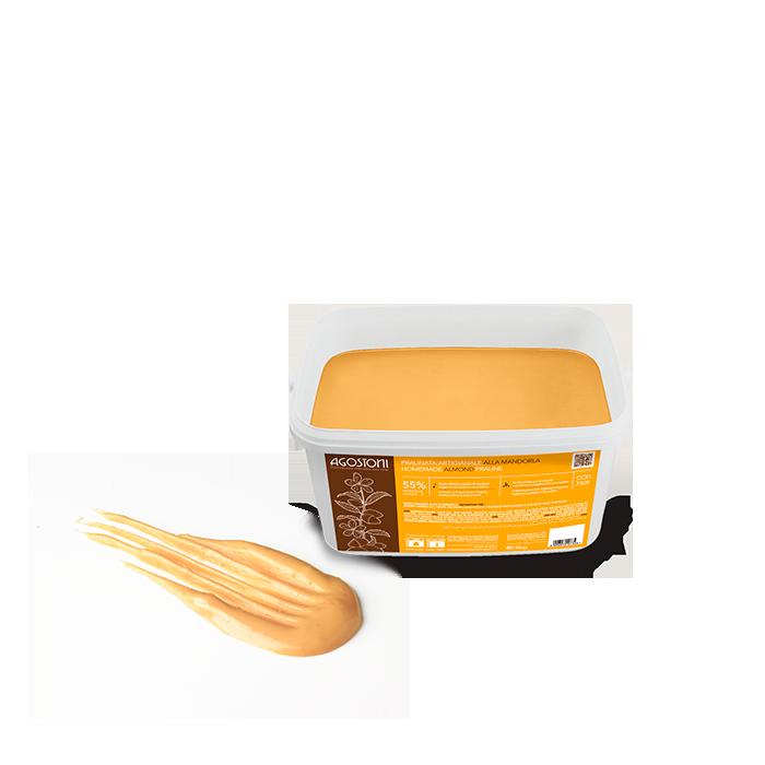 Artisanal Almond Praline 55%
