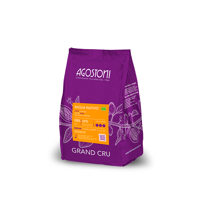 Grand Cru Bagua Native - Peru Origin - Organic Cocoa Mass