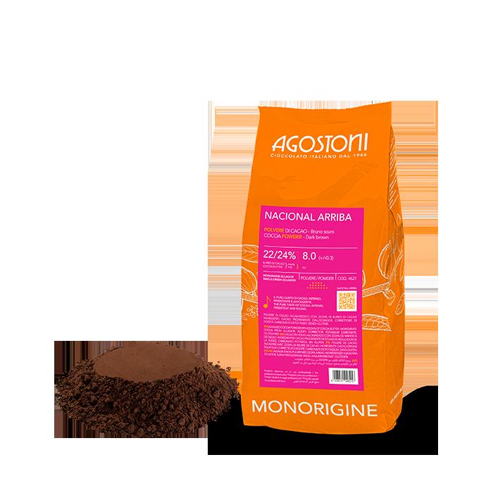 Cacao 22/24 Nacional Arriba Monorigine Ecuador