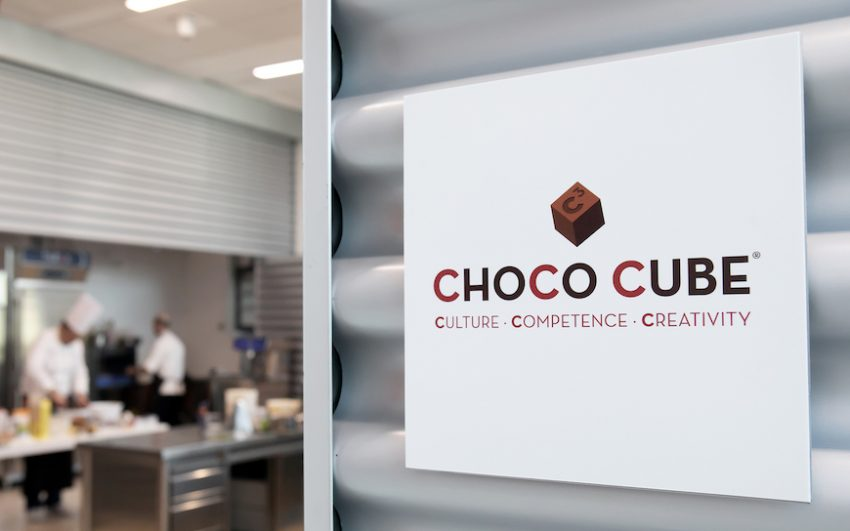 ICAM inaugurates CHOCO CUBE - Culture, Competence and Creativity