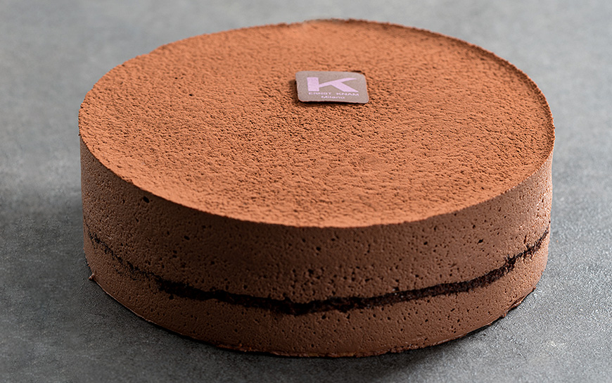 Modern Cake Orange Passion