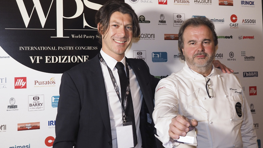 Huge public interest in World Pastry Stars by  Agostoni. Awards for the Best Female Pastry Chef and the Maestro, Pierre Hermé