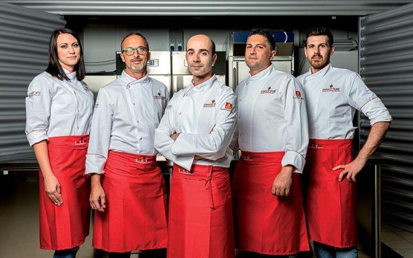 Intervista dedicata a Chef Toma e CHOCO CUBE sulla rivista Dolcesalato