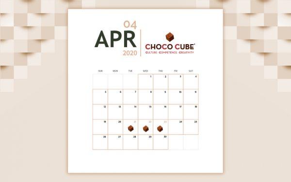 ICAM rinnova gli appuntamenti di CHOCO CUBE per il 2020
