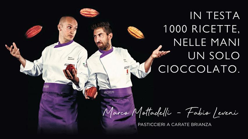 In testa 1000 ricette, nelle mani un solo cioccolato!