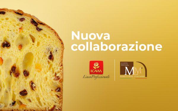 Nuova collaborazione con l'Accademia dei Maestri del Lievito Madre del Panettone Italiano
